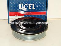Ременной шкив коленвала (6-pk) на Рено Мастер (2000-2010) 2.2dCi - UCEL — UCEL1050