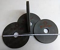 Вулканитовый круг 150х10х32 F120 резиновый для полировки