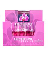 Kleral System Orchid Oil Line Ампулы для укрепления волос / Kleral Orchid Oil-fiale / Италия/ 10 мл