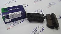 Колодки тормозные задние дисковые Лачетти до 2007 г.в. Parts Mall