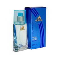 Adidas Fresh vibes туалетная вода женская 30 ml