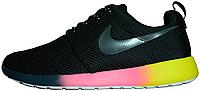 "Мужские кроссовки Nike Roshe Run ""Black/Pink"""