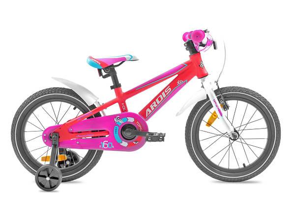 """Детский велосипед ARDIS TOPIC AL 20""""  Розовый/Фиолетовый"""