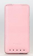 Чехол флип Melkco Leather Case Jacka HTC One M7 Pink