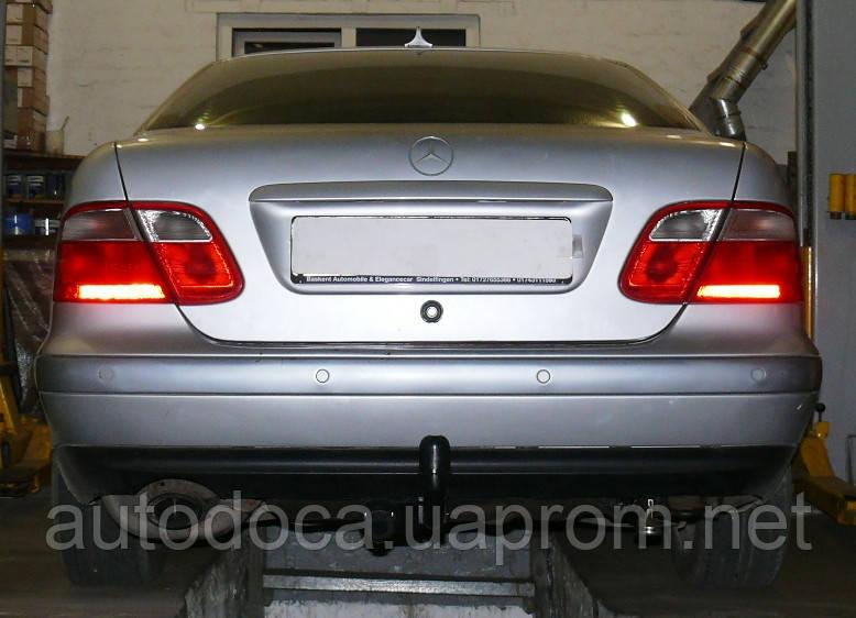 Фаркоп Mercedes-Benz CLK 200