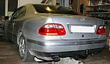 Фаркоп Mercedes-Benz CLK 200, фото 4