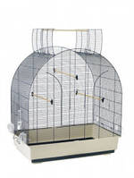 Клетка для птиц Savic СИМФОНИЯ 60 ОТКР (Symphonie 60 open), 80*50*88см, голубой
