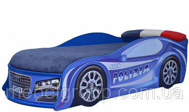 Ліжко машина Ауді Поліція