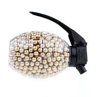 Пластмассовые пульки 6мм для детского пневматического оружия 500 шт