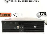 Компьютер HP Compaq DC5750 (SFF), AMD AthlonX2 3800 2ГГц, RAM 2ГБ, HDD 80ГБ