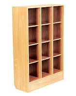 Шкаф для горшков на 12 шт.  Размеры (880х330х1152 мм)