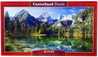 Пазлы Castorland 4000, С-400065