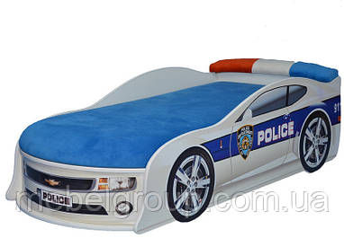 Ліжко Камаро Поліція