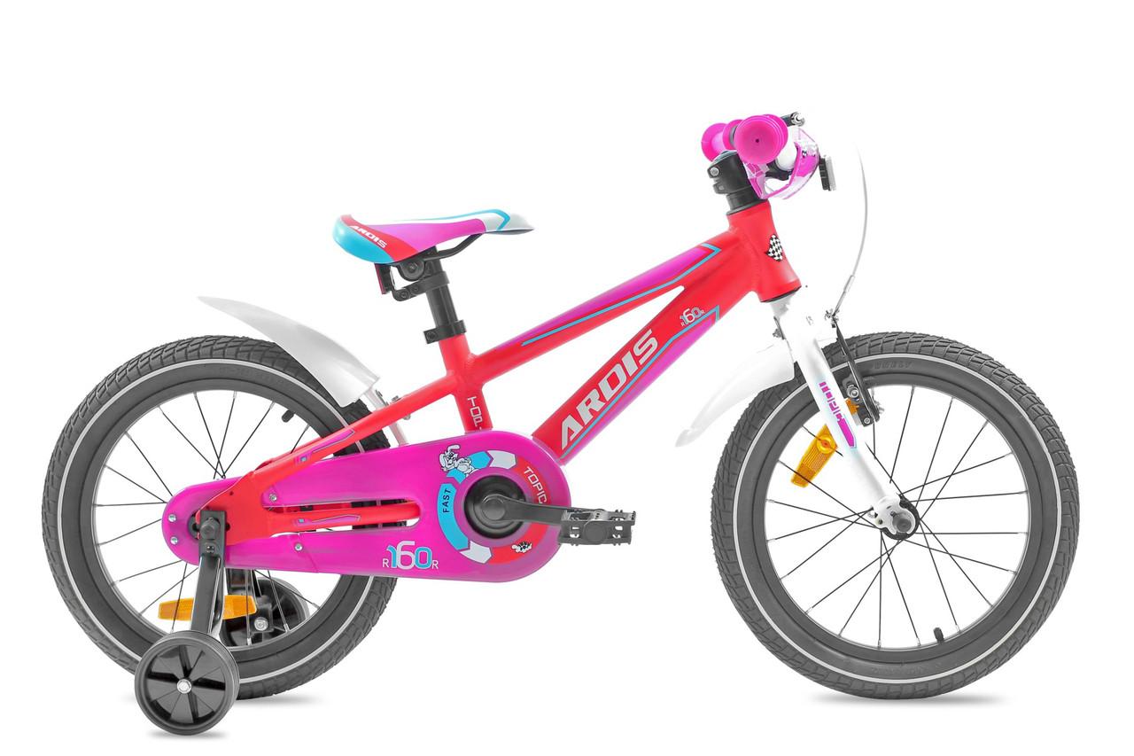 """Детский велосипед ARDIS TOPIC METAL  20"""" Розовый/Фиолетовый"""
