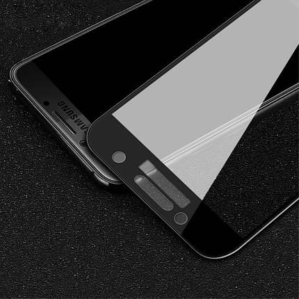 Защитное стекло Mocolo 2.5D 9H на весь экран для Samsung A3 2017 A320 черный, фото 2