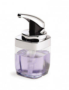 Дозатор для жидкого мыла Simplehuman
