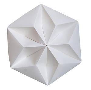 Потолок Kroonuppe белая