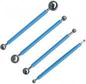 Стеки для моделирования 115/120/125/130мм наб=4шт