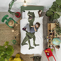 Постельное Белье Dinosaurus Рекс 135 x 200 см, фото 3