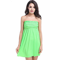 Пляжное платье с резинкой AL6379