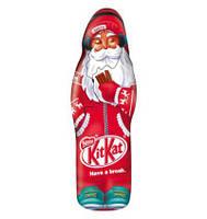 Kit Kat Weihnachtsmann