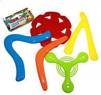 """Іграшка """"Набір літаючих фігур 5 ТехноК"""", арт.4043"""