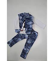 Костюм детский,начес,р.104,110,116. детский костюм из велюра, фото 1