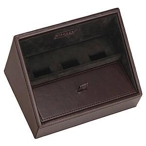 Док-Станция и коробка для украшений Stackers коричневые