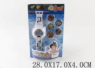 """Часы """"Yo-Kai Watch"""""""