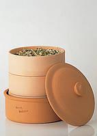 Глиняные лотки для проращивания зерна Hawos Tonkeimer