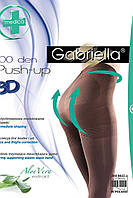 Корректирующие силуэт колготки Gabriella Medica Push-up 100
