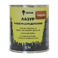 OxiDom – алкідна лазурь для деревини