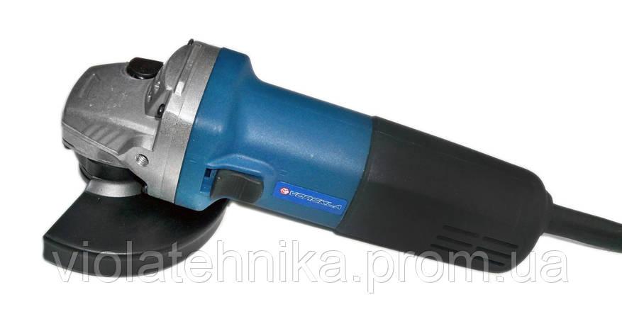 Угловая шлифовальная машина VORSKLA ПМЗ 1250-125 (как интерскол 125/900), фото 2