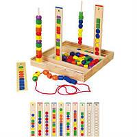 """Набор для обучения """"Логика"""" Viga Toys"""