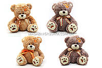 Мягкая игрушка «Медвежонок Баффи» 30 см - 4 вида