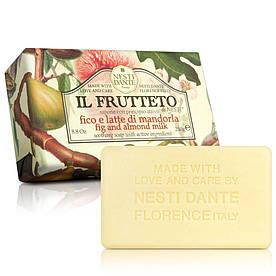Nesti Dante Il Frutteto Мыло Инжир и Миндальное молочко 250г Fig and Almond Milk