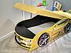 Кровать машина Камаро желтая, фото 2