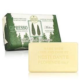 Итальянское Мыло Nesti Dante Cipresso Dei Colli FiorentiniКипарис 250г