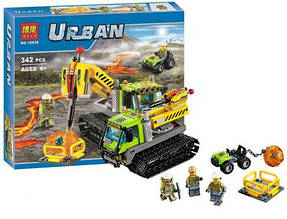 """Конструктор """"Urban: добыватели"""", 342 дет"""