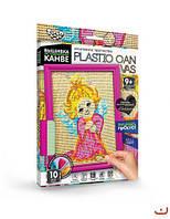 """Креативна творчість """"ВИШИВКА НА ПЛАСТИКОВІЙ КАНВІ """"PLASTIC CANVAS"""" арт. PC-01-05"""