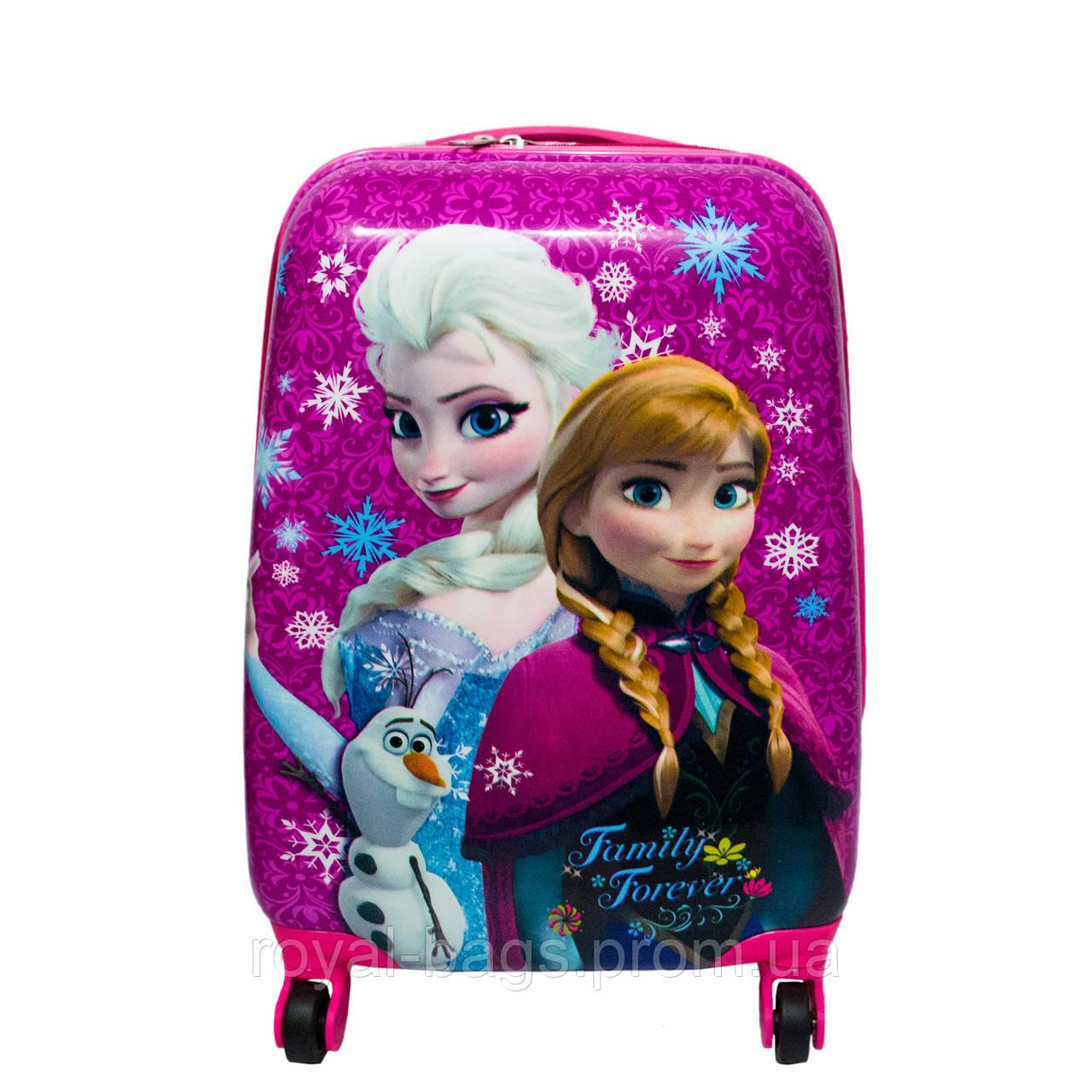 Детский чемодан Frozen