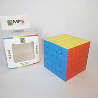 Цветной кубик Рубика 5х5 MF5 Color (кубик-рубика Moyu)