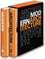 "Книга по архитектуре ""The A-Z of Modern Architecture"""