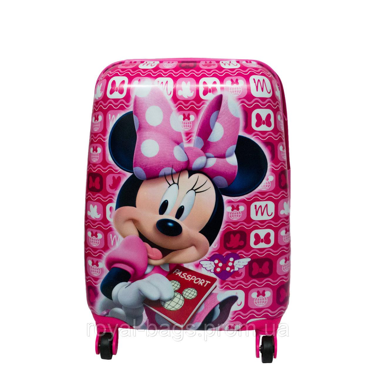 Детский чемодан Minnie Mouse