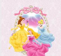 Салфетки бумажные 20 штук Принцессы Диснея