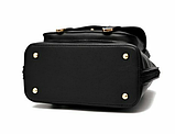 Рюкзак-сумка городской белый, фото 4