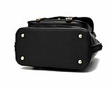 Рюкзак-сумка міський жіночий білий, фото 4