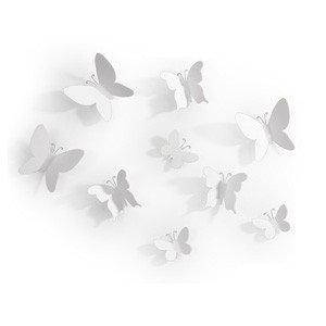 Отделки стен Mariposa белая, фото 2
