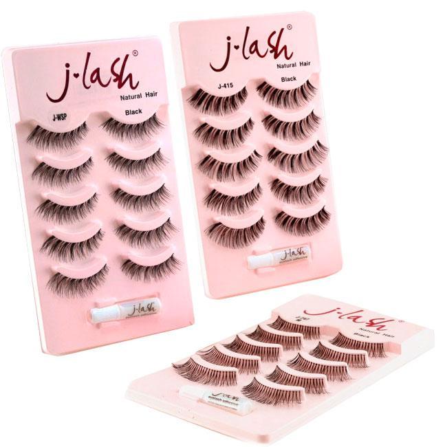 Набор накладных ресниц J Lash 5X Multi Pack Eyelashes
