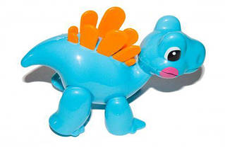 """Динозаврик """"Baby"""" голубой"""